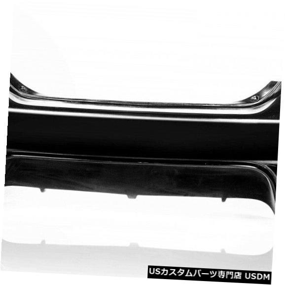 Rear Bumper 05-10 Scion TC M Power Style KBDウレタンリアボディキットバンパーに適合!!! 37-2145 05-10 Fits Scion TC M Power Style KBD Urethane Rear Body Kit Bumper!!! 37-2145