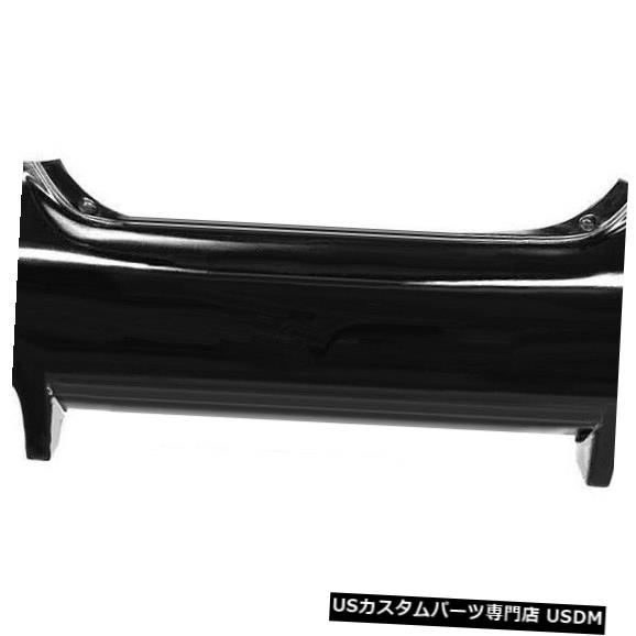 Rear Bumper 05-10 Scion TCツーリングスタイルKBDウレタンリアボディキットバンパーに適合!!! 37-2088 05-10 Fits Scion TC Touring Style KBD Urethane Rear Body Kit Bumper!!! 37-2088