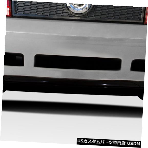 Rear Bumper 05-09フォードマスタングブリッツDuraflexリアボディキットバンパー!!! 114656 05-09 Ford Mustang Blits Duraflex Rear Body Kit Bumper!!! 114656