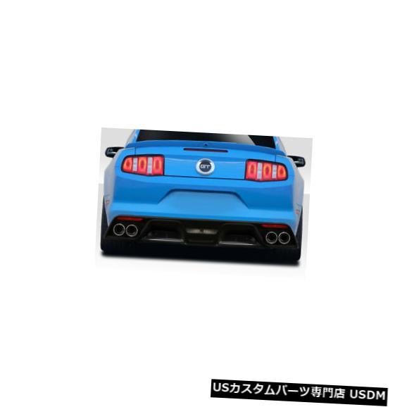 Rear Bumper 10-12フォードマスタングGT350ルックDuraflexリアボディキットバンパー!!! 115039 10-12 Ford Mustang GT350 Look Duraflex Rear Body Kit Bumper!!! 115039