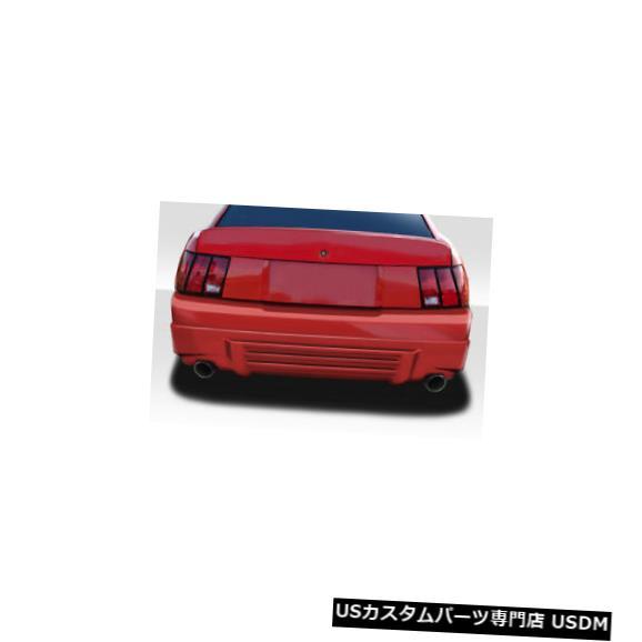 Rear Bumper 99-04フォードマスタングデーモンデュラフレックスリアボディキットバンパー!!! 115263 99-04 Ford Mustang Demon Duraflex Rear Body Kit Bumper!!! 115263