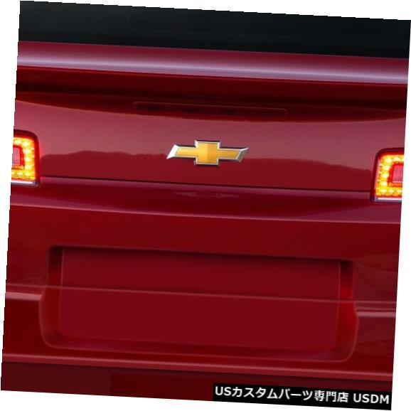Rear Bumper 14-15シボレーカマロレーサーデュラフレックスリアバンパーリップボディキット!!! 109649 14-15 Chevrolet Camaro Racer Duraflex Rear Bumper Lip Body Kit!!! 109649