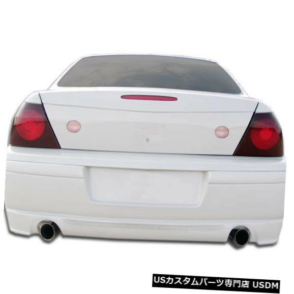 Rear Bumper 00-05シボレーインパラスカイラインデュラフレックスリアバンパーリップボディキット!!! 100008 00-05 Chevrolet Impala Skyline Duraflex Rear Bumper Lip Body Kit!!! 100008