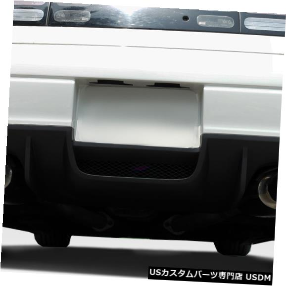 Rear Bumper 90-96は日産300ZX TZ Duraflexリアバンパーリップボディキットに適合!!! 112799 90-96 Fits Nissan 300ZX TZ Duraflex Rear Bumper Lip Body Kit!!! 112799