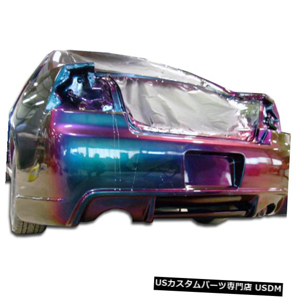 Rear Bumper 04-07三菱ギャラントG-Tech Duraflexリアボディキットバンパー!!! 105234 04-07 Mitsubishi Galant G-Tech Duraflex Rear Body Kit Bumper!!! 105234