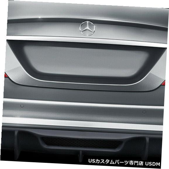 Rear Bumper 11-18メルセデスCLS AF-1エアロ機能リアバンパーリップボディキット!!! 113767 11-18 Mercedes CLS AF-1 Aero Function Rear Bumper Lip Body Kit!!! 113767