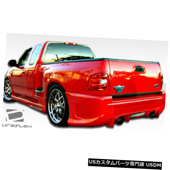 Rear Bumper 97-03 Ford F150 2DR Platinum Duraflexリアボディキットバンパー!!! 105691 97-03 Ford F150 2DR Platinum Duraflex Rear Body Kit Bumper!!! 105691
