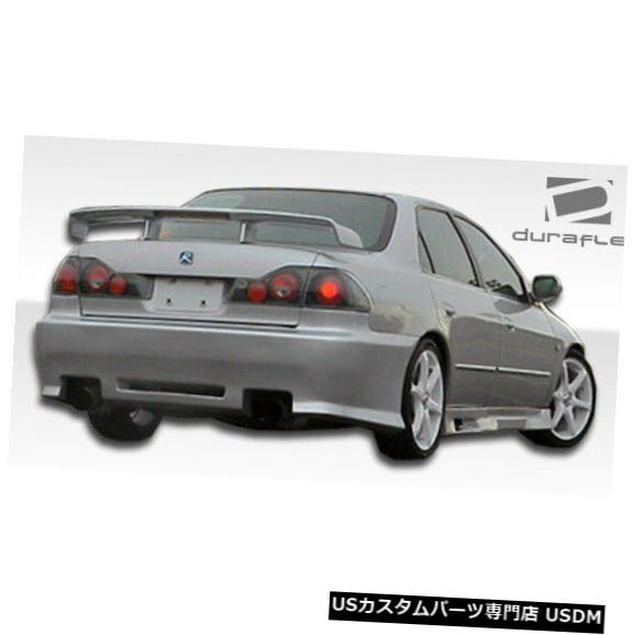 Rear Bumper 98-02ホンダアコード4DRスパイダーデュラフレックスリアボディキットバンパー!!! 101985 98-02 Honda Accord 4DR Spyder Duraflex Rear Body Kit Bumper!!! 101985