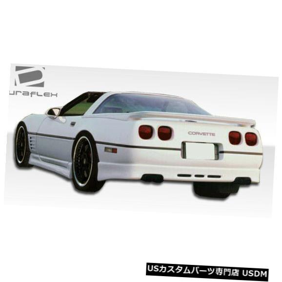 Rear Bumper 84-90シボレーコルベットGTOデュラフレックスリアバンパーリップボディキット!!! 103452 84-90 Chevrolet Corvette GTO Duraflex Rear Bumper Lip Body Kit!!! 103452