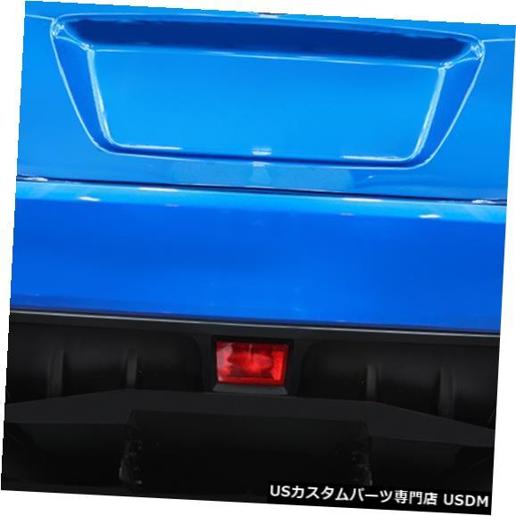 Rear Bumper 15-18スバルWRX VRSデュラフレックスリアバンパーリップボディキット!!! 113471 15-18 Subaru WRX VRS Duraflex Rear Bumper Lip Body Kit!!! 113471