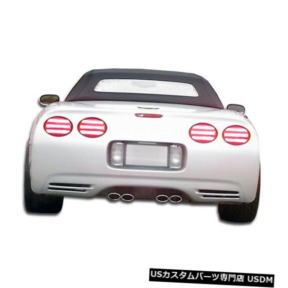 Rear Bumper 84-96シボレーコルベットC5 Conv Duraflex Convリアボディキットバンパー!!! 103443 84-96 Chevrolet Corvette C5 Conv Duraflex Conv Rear Body Kit Bumper!!! 103443