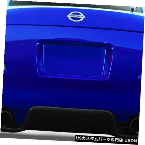Rear Bumper 03-08日産350Z TS-1 Duraflexリアバンパーリップボディキットに適合!!! 112782 03-08 Fits Nissan 350Z TS-1 Duraflex Rear Bumper Lip Body Kit!!! 112782