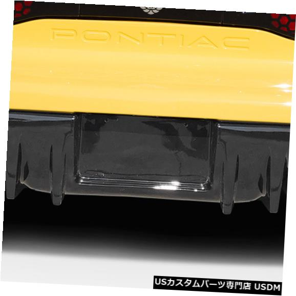 Rear Bumper 93-02ポンティアックファイヤーバード6LEデュラフレックスリアバンパーリップボディキット!!! 106393 93-02 Pontiac Firebird 6LE Duraflex Rear Bumper Lip Body Kit!!! 106393