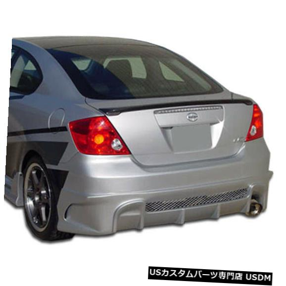Rear Bumper 05-10 Scion TC Raven Duraflexリアボディキットバンパー!!! 100672 05-10 Scion TC Raven Duraflex Rear Body Kit Bumper!!! 100672