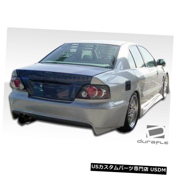 Rear Bumper 99-03三菱ギャランサイバー2デュラフレックスリアボディキットバンパー!!! 102142 99-03 Mitsubishi Galant Cyber 2 Duraflex Rear Body Kit Bumper!!! 102142