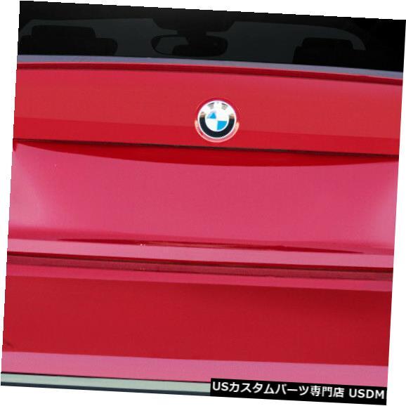Rear Bumper 14-18 BMW 2シリーズMスポーツルックオーバーストックリアボディキットバンパー!!! 109726 14-18 BMW 2 Series M Sport Look Overstock Rear Body Kit Bumper!!! 109726