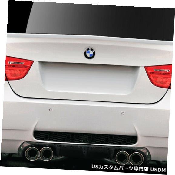 Rear Bumper 08-13 BMW M3 AF1 Aero機能CFPリアバンパーディフューザーボディキット108519 08-13 BMW M3 AF1 Aero Function CFP Rear Bumper Diffuser Body Kit 108519