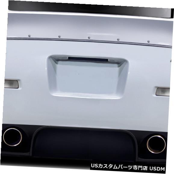 Rear Bumper 03-08日産350Z RBS Duraflexリアバンパーリップボディキットに適合!!! 113546 03-08 Fits Nissan 350Z RBS Duraflex Rear Bumper Lip Body Kit!!! 113546