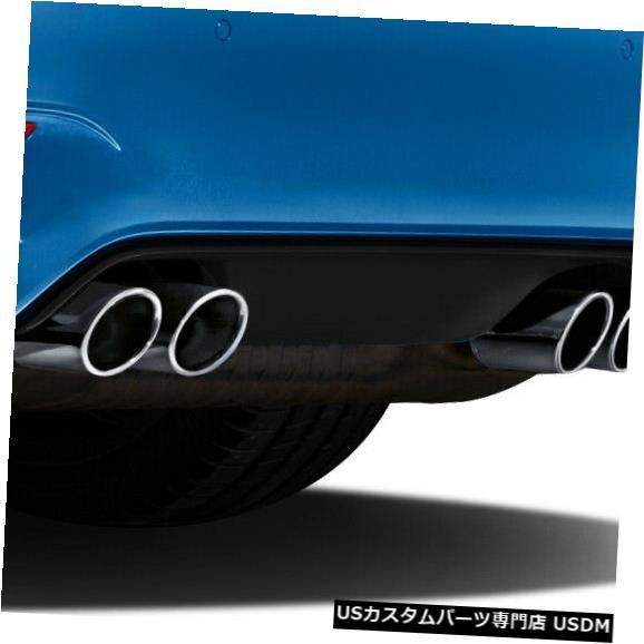 Rear Bumper 12-18 BMW 3シリーズM3ルックDuraflexリアバンパーディフューザーボディキット!!! 112507 12-18 BMW 3 Series M3 Look Duraflex Rear Bumper Diffuser Body Kit!!! 112507