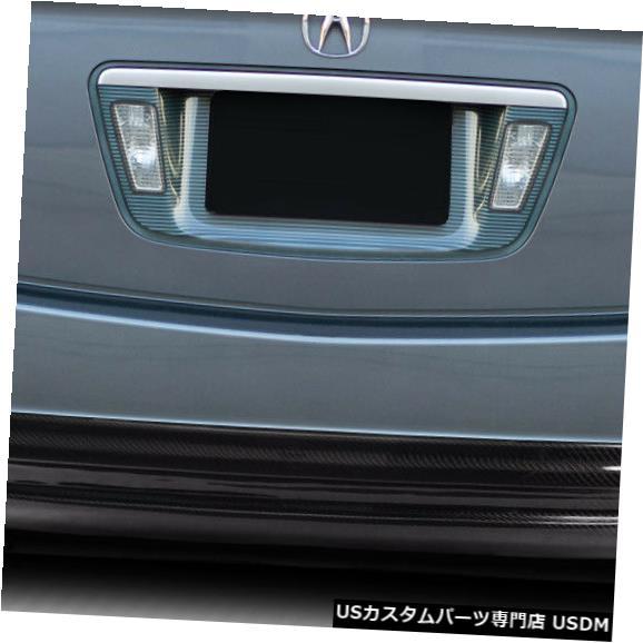 Rear Bumper 04-08 Acura TL Aspec Look Carbon Creationsリアバンパーリップボディキット!!! 115429 04-08 Acura TL Aspec Look Carbon Creations Rear Bumper Lip Body Kit!!! 115429