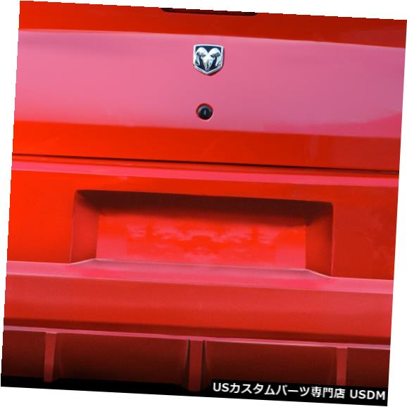 Rear Bumper 06-10ダッジチャージャーマーカムデュラフレックスリアボディキットバンパー!!! 114646 06-10 Dodge Charger Markham Duraflex Rear Body Kit Bumper!!! 114646