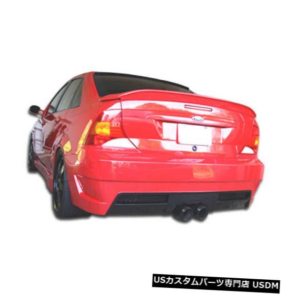 想像を超えての Rear Bumper 00-04フォードフォーカス4DR Overstock Pro-DTMオーバーストックリアボディキットバンパー Pro-DTM!!! Rear 100032 00-04 Ford Focus 4DR Pro-DTM Overstock Rear Body Kit Bumper!!! 100032, GPORT:ab8562c8 --- fotostrba.sk