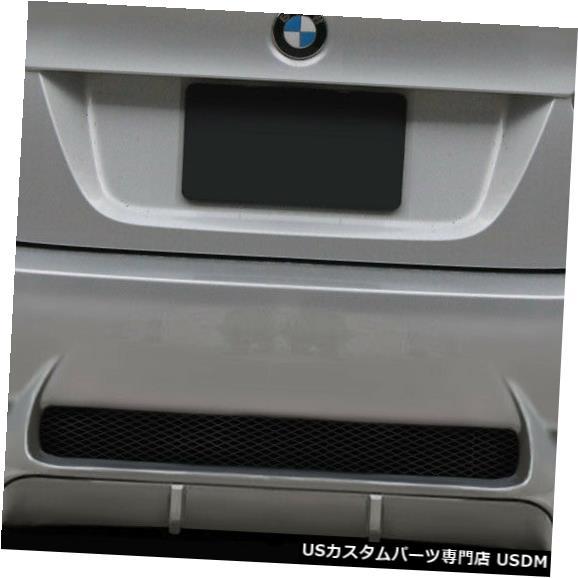 Rear Bumper 06-11 BMW 3シリーズ4DR M3ルックDuraflexリアボディキットバンパー!!! 106079 06-11 BMW 3 Series 4DR M3 Look Duraflex Rear Body Kit Bumper!!! 106079