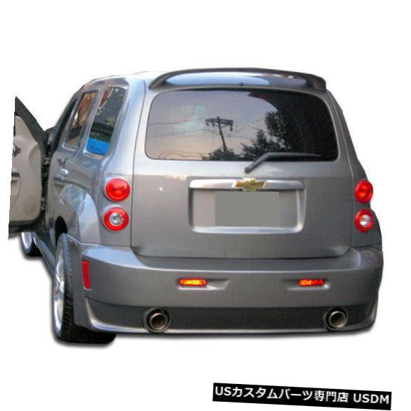 Rear Bumper 06-11シボレーHHR VIP Duraflexリアボディキットバンパー!!! 103327 06-11 Chevrolet HHR VIP Duraflex Rear Body Kit Bumper!!! 103327