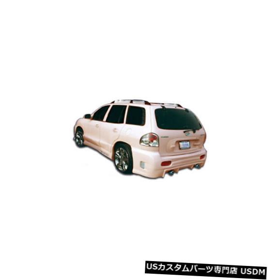 【国産】 Rear Bumper 01-05ヒュンダイサンタフェプラチナオーバーストックリアボディキットバンパーに適合!!! 100358 01-05 Fits Hyundai Santa Fe Platinum Overstock Rear Body Kit Bumper!!! 100358, 七to八-Seven to eight- f0c8b32f