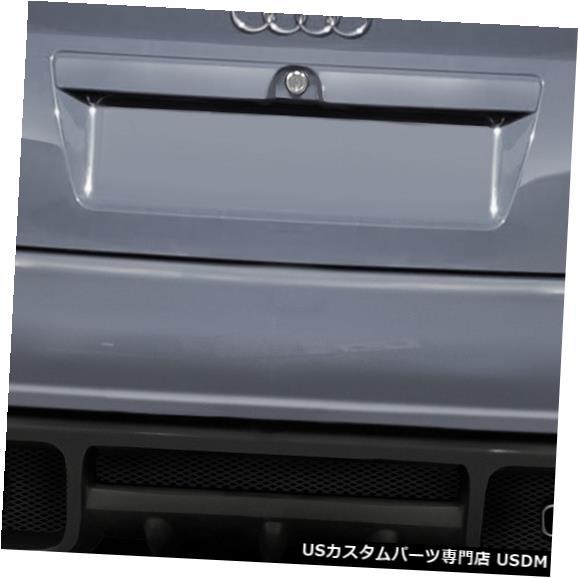 Rear Bumper 96-01アウディA4バージョン2 Duraflexリアボディキットバンパー!!! 113673 96-01 Audi A4 Version 2 Duraflex Rear Body Kit Bumper!!! 113673
