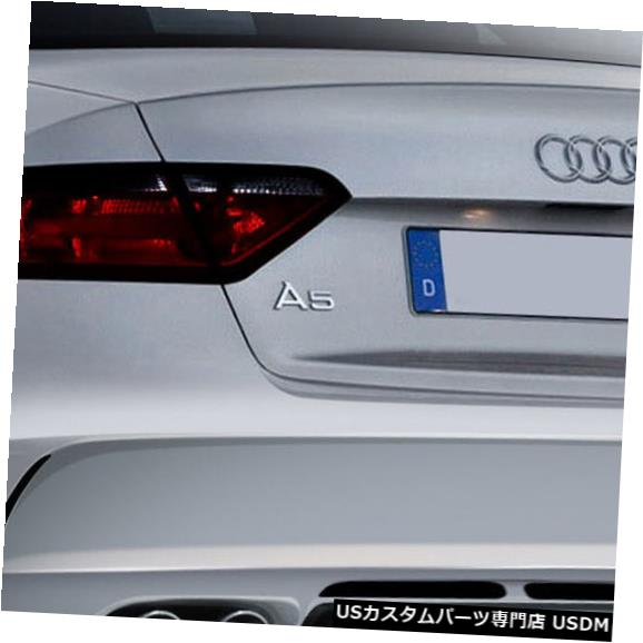 Rear Bumper 08-16アウディA5エロスV.1デュラフレックスリアボディキットバンパー!!! 109347 08-16 Audi A5 Eros V.1 Duraflex Rear Body Kit Bumper!!! 109347
