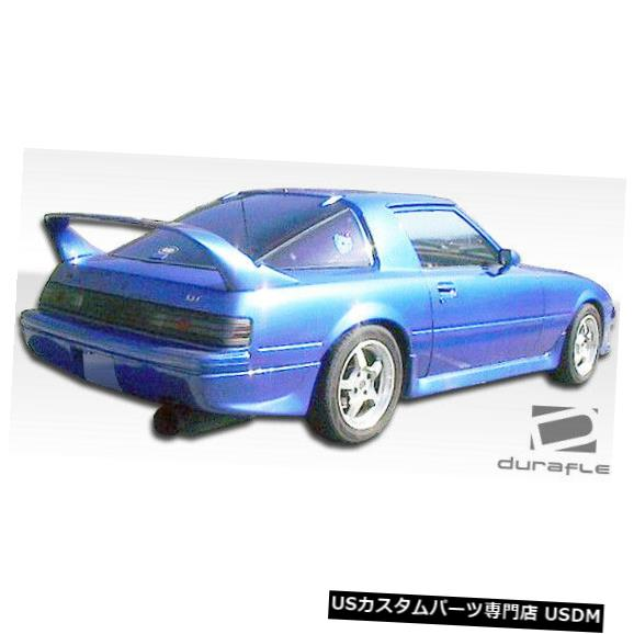 Rear Bumper 79-85マツダRX7 M-1デュラフレックスリアバンパーリップボディキット!!! 102438 79-85 Mazda RX7 M-1 Duraflex Rear Bumper Lip Body Kit!!! 102438