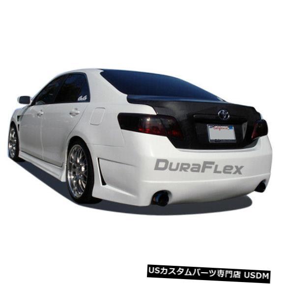 Rear Bumper 07-11トヨタカムリB-2デュラフレックスリアボディキットバンパー!!! 104352 07-11 Toyota Camry B-2 Duraflex Rear Body Kit Bumper!!! 104352