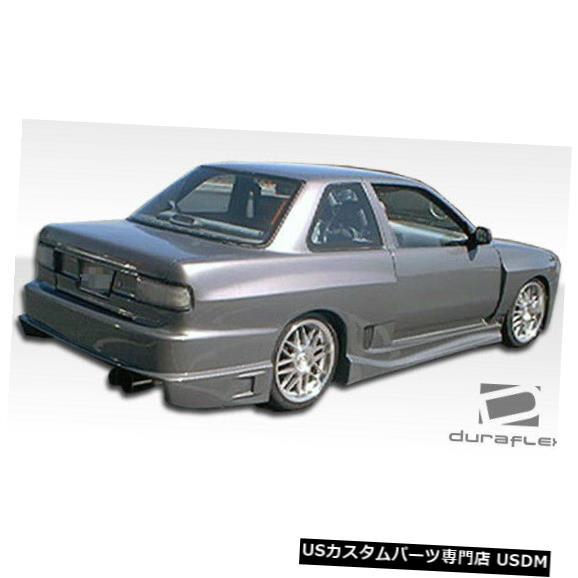 Rear Bumper 91-94は日産セントラドリフターオーバーストックリアボディキットバンパーに適合!!! 101026 91-94 Fits Nissan Sentra Drifter Overstock Rear Body Kit Bumper!!! 101026