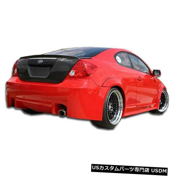 Rear Bumper 05-10 Scion TCツーリングDuraflexリアワイドボディキットバンパー!!! 103043 05-10 Scion TC Touring Duraflex Rear Wide Body Kit Bumper!!! 103043