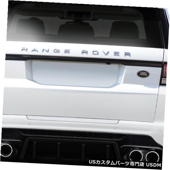 Rear Bumper 14-15ランド/レンジローバースポーツAF-1エアロ機能リアボディキットバンパー!!! 112671 14-15 Land/Range Rover Sport AF-1 Aero Function Rear Body Kit Bumper!!! 112671