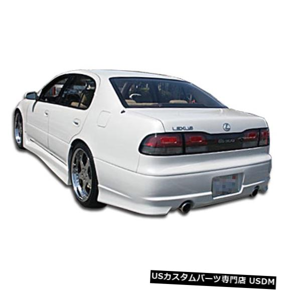 Rear Bumper 93-97 Lexus GS AG Duraflexリアボディキットバンパー!!! 101260 93-97 Lexus GS AG Duraflex Rear Body Kit Bumper!!! 101260