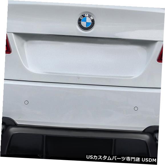 Rear Bumper 11-13 BMW 5シリーズ3G Duraflexリアバンパーリップボディキット!!! 113949 11-13 BMW 5 Series 3G Duraflex Rear Bumper Lip Body Kit!!! 113949