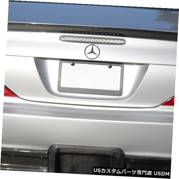 Rear Bumper 03-12メルセデスSL AF-1シリーズエアロ機能リアボディキットバンパー!!! 108022 03-12 Mercedes SL AF-1 Series Aero Function Rear Body Kit Bumper!!! 108022