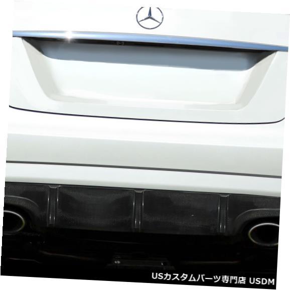 Rear Bumper 07-10メルセデスCL 63 AF-1エアロ機能リアバンパーリップボディキット!!! 108924 07-10 Mercedes CL 63 AF-1 Aero Function Rear Bumper Lip Body Kit!!! 108924