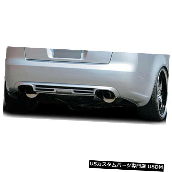 激安通販新作 Rear Bumper 06-08 Audi A4 A-Tech Kit!!! Duraflexリアバンパーディフューザーボディキット! Body! Duraflex! 105033 06-08 Audi A4 A-Tech Duraflex Rear Bumper Diffuser Body Kit!!! 105033, ラグスタイル:3fac0445 --- kventurepartners.sakura.ne.jp