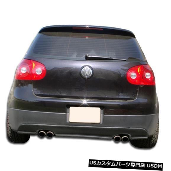 Rear Bumper 06-09フォルクスワーゲンGTIタイプAオーバーストックリアバンパーリップボディキット!!! 103764 06-09 Volkswagen GTI Type A Overstock Rear Bumper Lip Body Kit!!! 103764