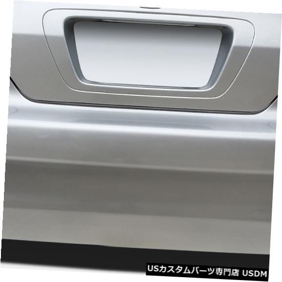 Rear Bumper 03-07 Honda Accord 2DR V-Speed Duraflexリアボディキットバンパー!!! 100436 03-07 Honda Accord 2DR V-Speed Duraflex Rear Body Kit Bumper!!! 100436