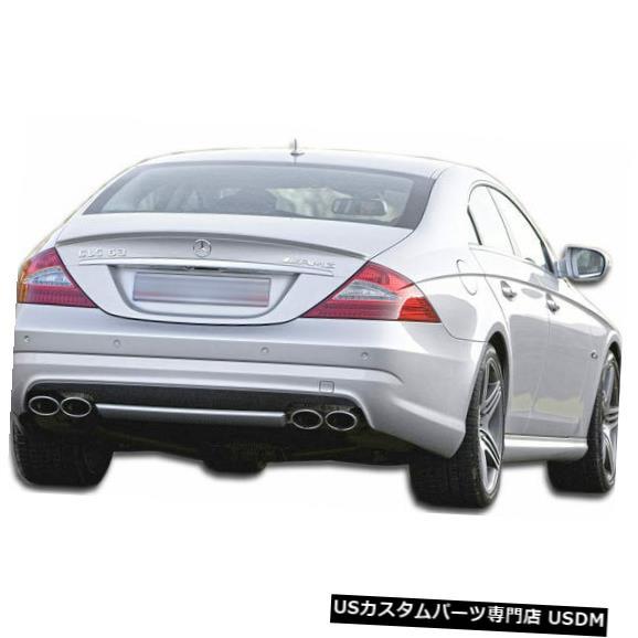 Rear Bumper 06-11メルセデスCLS AMGルックDuraflexリアボディキットバンパー!!! 106952 06-11 Mercedes CLS AMG Look Duraflex Rear Body Kit Bumper!!! 106952