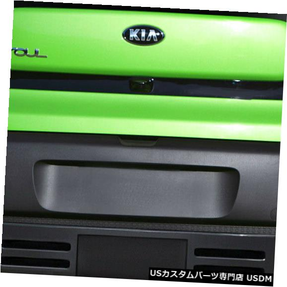 Rear Bumper 15-16 Kia Soul Racer Duraflexリアバンパーリップボディキットに適合!!! 113433 15-16 Fits Kia Soul Racer Duraflex Rear Bumper Lip Body Kit!!! 113433