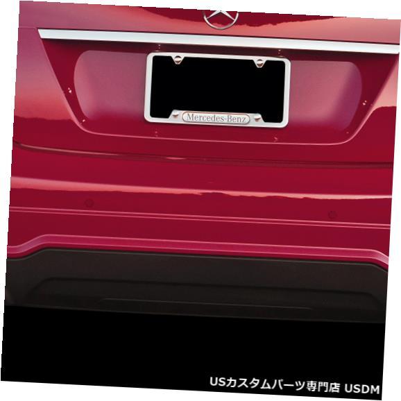 Rear Bumper 08-14メルセデスC350 w / PDC C63 V2 Look Vaeroリアボディキットバンパー!!! 112043 08-14 Mercedes C350 w/ PDC C63 V2 Look Vaero Rear Body Kit Bumper!!! 112043
