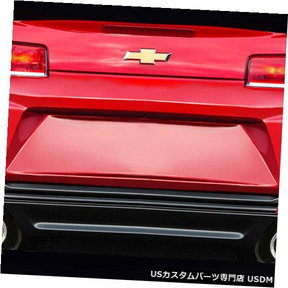 Rear Bumper 14-15シボレーカマロZL1 V2デュラフレックスリアボディキットバンパー!!! 114490 14-15 Chevrolet Camaro ZL1 V2 Duraflex Rear Body Kit Bumper!!! 114490