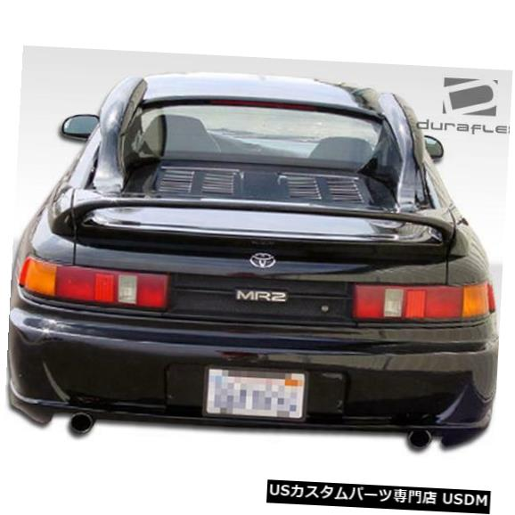 Rear Bumper 91-95トヨタMR2 F355 Duraflexリアボディキットバンパー!!! 101040 91-95 Toyota MR2 F355 Duraflex Rear Body Kit Bumper!!! 101040