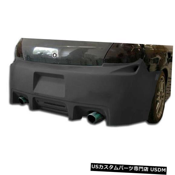 Rear Bumper 00-02ダッジネオンバイパーデュラフレックスリアボディキットバンパー!!! 103930 00-02 Dodge Neon Viper Duraflex Rear Body Kit Bumper!!! 103930