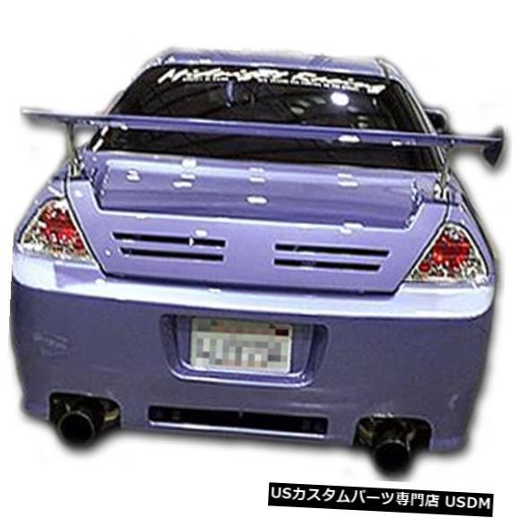 Rear Bumper 98-02ホンダアコード2DRスパイダーデュラフレックスリアボディキットバンパー!!! 101960 98-02 Honda Accord 2DR Spyder Duraflex Rear Body Kit Bumper!!! 101960